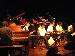Tango Band playing in Buenos Aires